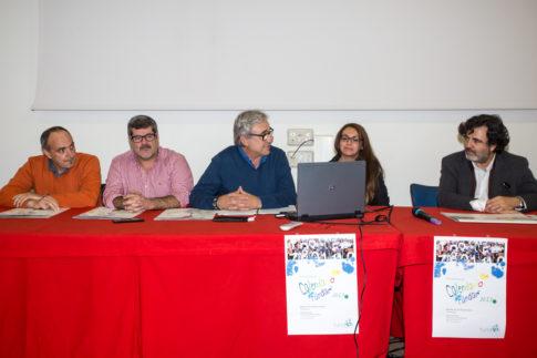 Fundar presenta su calendario solidario de 2017 (Foto cedida por Fundar)
