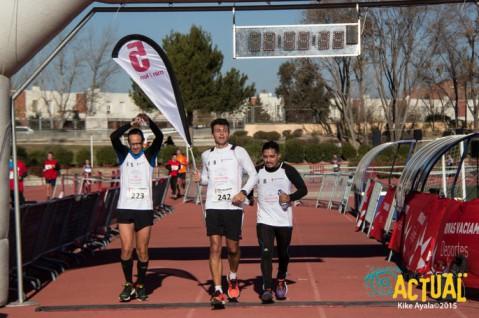 Carrera de los 10 km en 2015 (Foto: Kike Ayala)