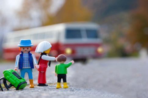 Rivas recoge juguetes para los niños sin recursos
