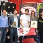 David Morera, Pedro del Cura, Esteban Pérez (Restaurante Buga, 1º Premio, Cristina Ponsín y Soraya Algarra ok