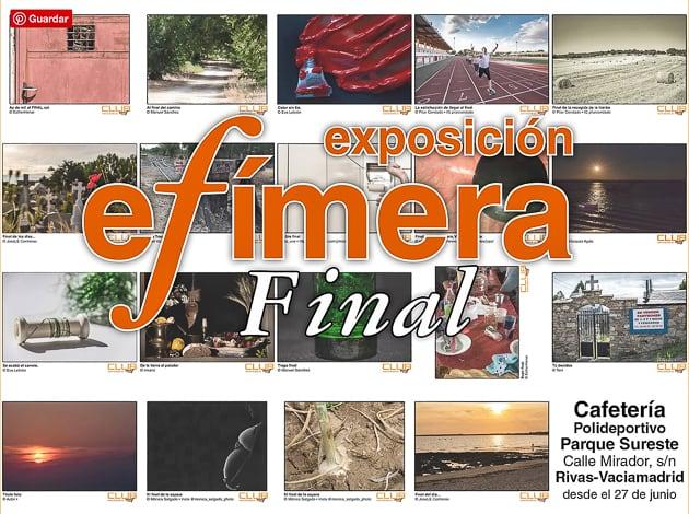 Exposicion Efimera Final Del Club De Fotografia Foto F Rivas Actual